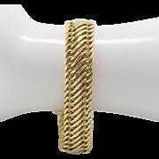 14K Yellow Gold | Chain Link Bracelet | 10.2 Grams