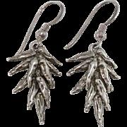 Sterling Silver | Chili Pepper Earrings