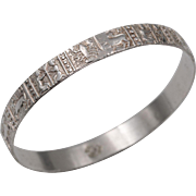 Zodiac   Round Bangle/Bracelet