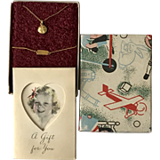 1940's | Girl's Jewelry Gift Set