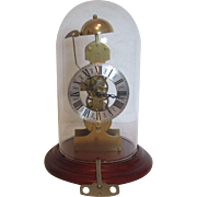 Kieninger Translucent Skeleton Bell Hour Strike Clock