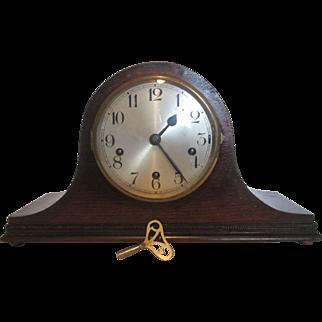 Antique German Westminster Chime Mantel Clock