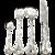 PUIFORCAT : Prestigious French Sterling SIlver 'ROYAL' 4pc