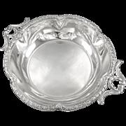 TETARD : Antique French Louis XVI style Centerpiece Bowl or Dish