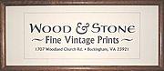 Wood & Stone Prints