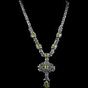 Antique Edwardian Necklace –  Circa 1915