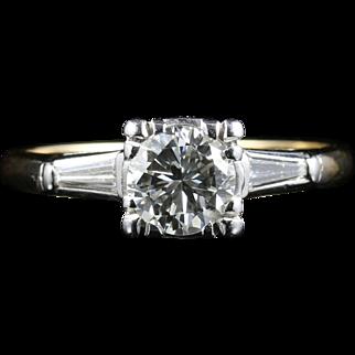 Antique Victorian Diamond Ring - 1.32ct