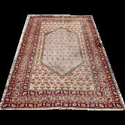 Antique Western Anatolian Rug 4'6 x 7'2
