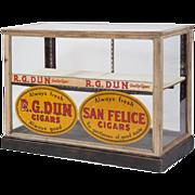 Antique R.G. Dun Cigar Case