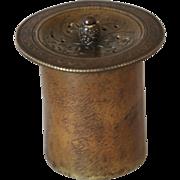 Antique Georgian Brass Sander