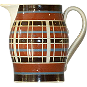 Mochaware Mocha ware Pearlware Make-do Jug