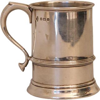 Sterling Silver Child's Mug Cup