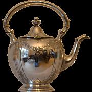 Gorham Sterling Puritan Teapot