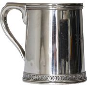 Antique Sterling Tiffany Mug