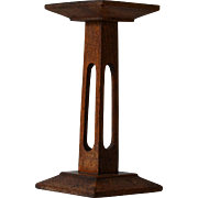 Antique Arts Craft Pedestal
