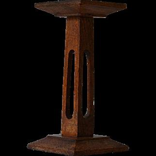 Antique Arts Craft Pedestal