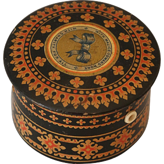 Treenware Thread Sewing Box by Clark & Co for Anchor Threads