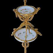 Antique Palais Royal Candy Dish