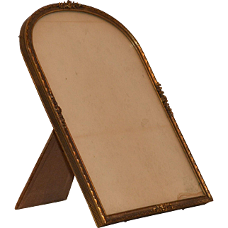 Antique Brass Frame from Edwardian Times