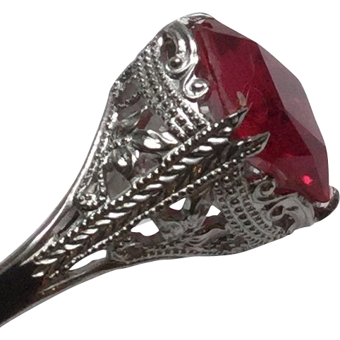 Ostby Barton Ruby Ring