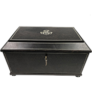 Important Huge Antique French Box by Paul SORMANI, c1840