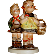"**Holiday Sale Price** M.I. Hummel ""To Market"" Figurine ~ HUM49/3/0 ~ TMK2 - Red Tag Sale Item"