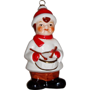 "Goebel 1986 Annual Ornament ""Drummer Boy"" Figurine"