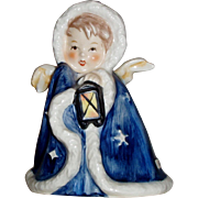 "Goebel ""Angel with Lantern"" Figurine"
