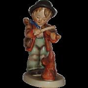 "**Holiday Sale Price** M.I. Hummel ""Little Fiddler"" Figurine ~ HUM4 ~ TMK3"