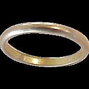 Vintage Baby Ring 10K Gold Size 0