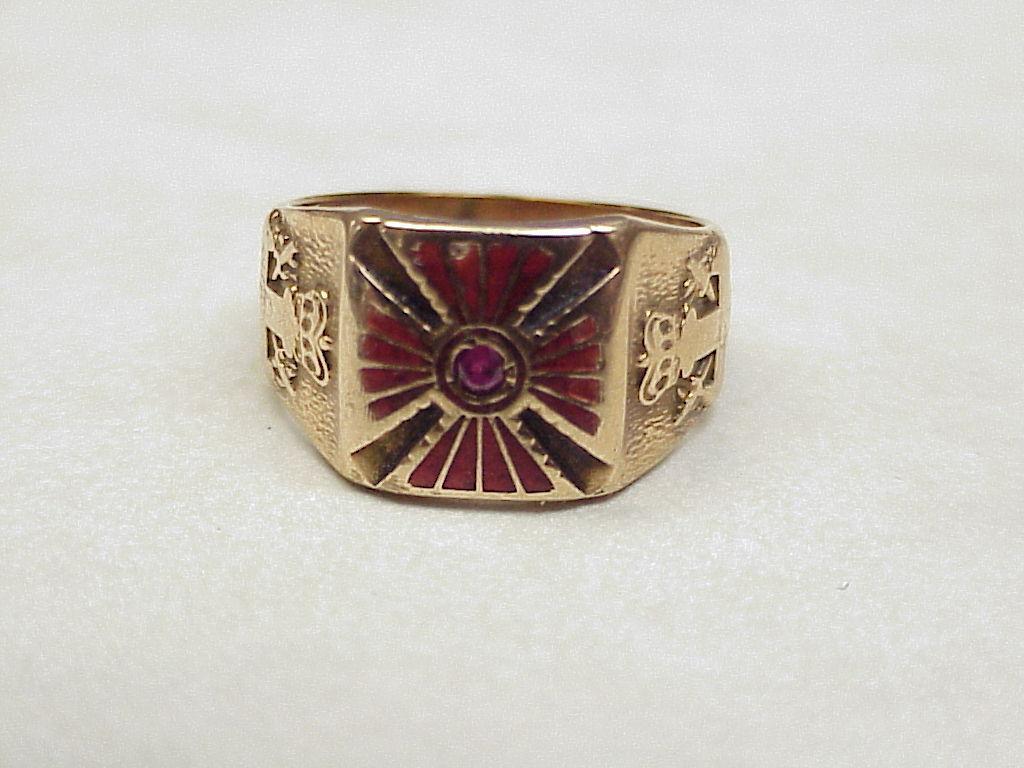 Legion Crafted Ring