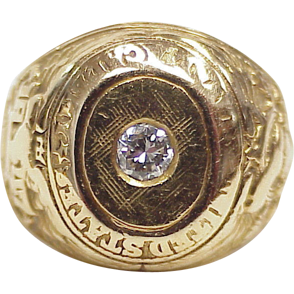 Annapolis Class Ring