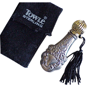 Towle Sterling Silver Perfume  Bottle or Flask