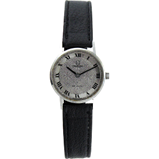 Vintage Omega DeVille Wrist Watch