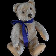 ***Cute blond Steiff bear 1950-1960****