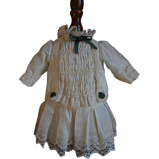 *A small 7 inches sweet dress for your doll***