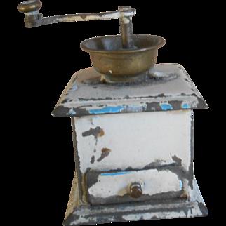 **An antique miniature Märklin Coffee grinder**approx 1900
