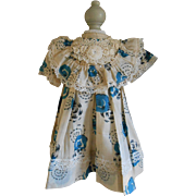 ****lovely dress for your German or French doll****