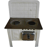 **a vintage, approx 1950-1960,miniature tiny STOVE***