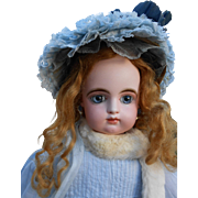 **STUNNING François GAULTIER BeBe, beautiful sparkling eyes !! 27,2 inches tall****