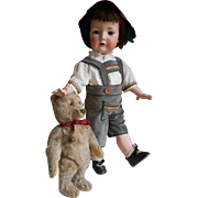 **A complete set of typical German clothes..3 pieces, for your character doll *****