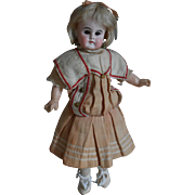 **Stunning **BELTON type**Cabinet size doll, all original !!!!!! 12 inches !