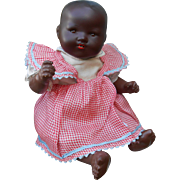 ***Cute small Mulatto baby Armand Marseille, mold 351, 12 inches.****