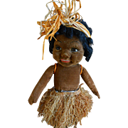 A lovely, big smile..., characteristic doll, Norah Wellings.