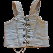***Original dolls corset***approx 1890****