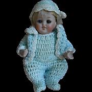 **Sweet tiny Kestner baby mold 833****