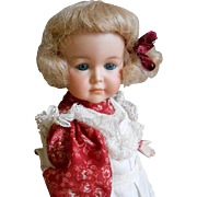 **Lovely Cabinet size Artist doll 11,2 inches**