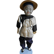 **An antique character CHINESE doll*** - Red Tag Sale Item