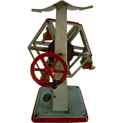 **Ferris Wheel made by Doll, Germany**