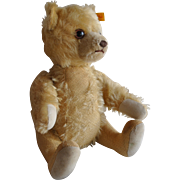Original Steiff Teddy Bear